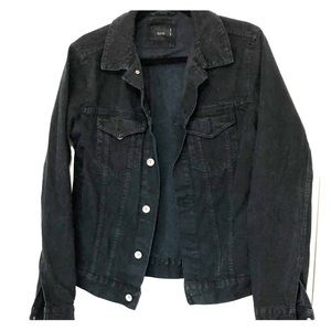 BDG (Urban Outfitters) Black Denim Jacket